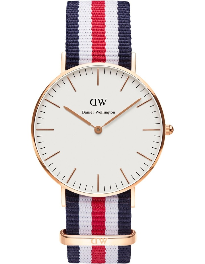 Classic Canterbury 36mm Rose Gold Watch image 1