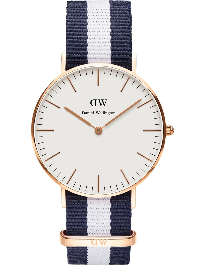 Classic Glasgow 36mm Rose Gold Watch image 1