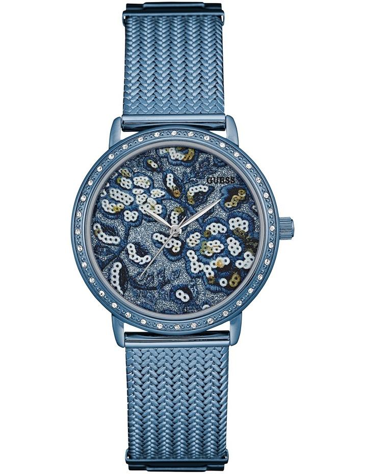 W0822L3 Watch in Blue image 1