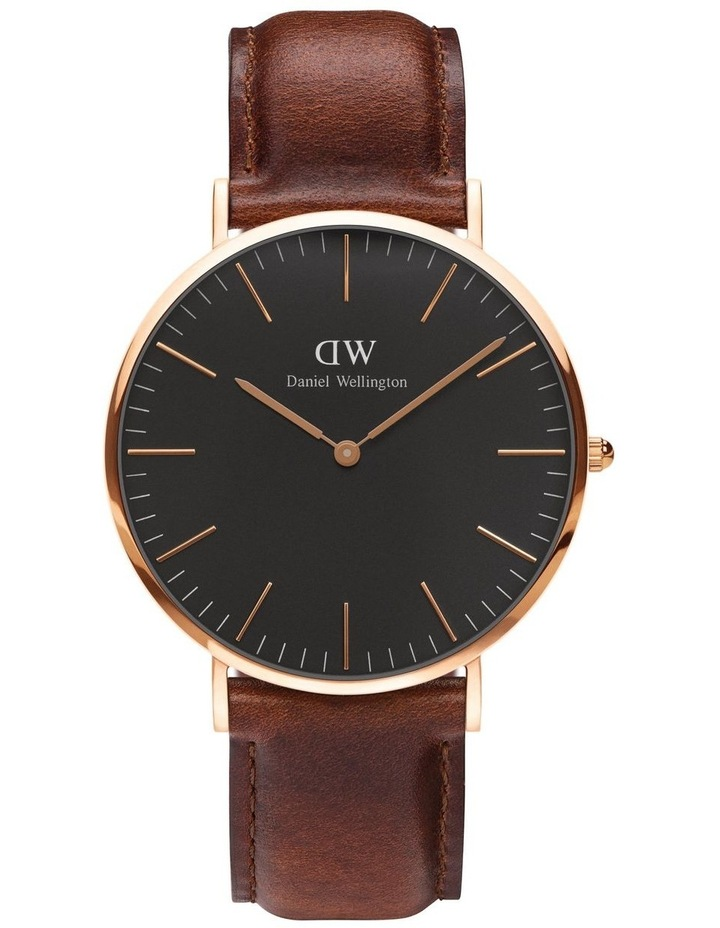 Classic St Mawes 40mm Rose Gold Watch image 1