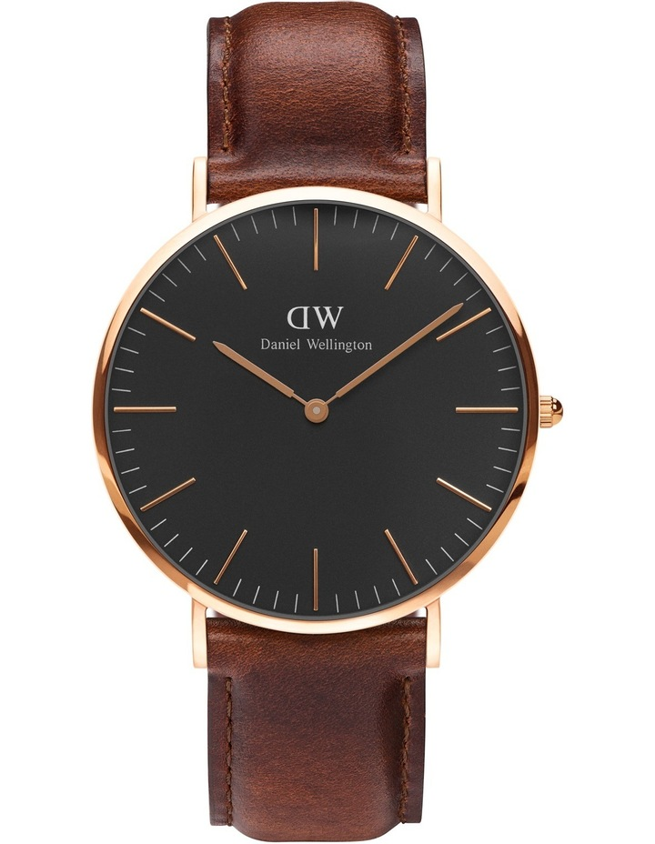 ea084803b2bf DW00100124 Classic St Mawes Rose Watch image 1