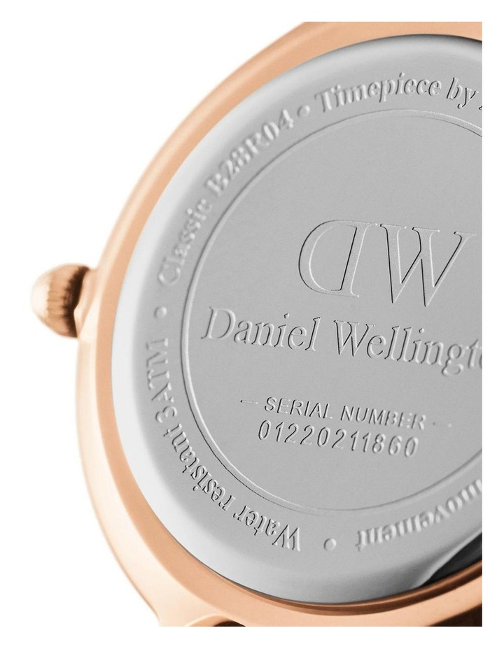 Classic St Mawes 40mm Rose Gold Watch image 3