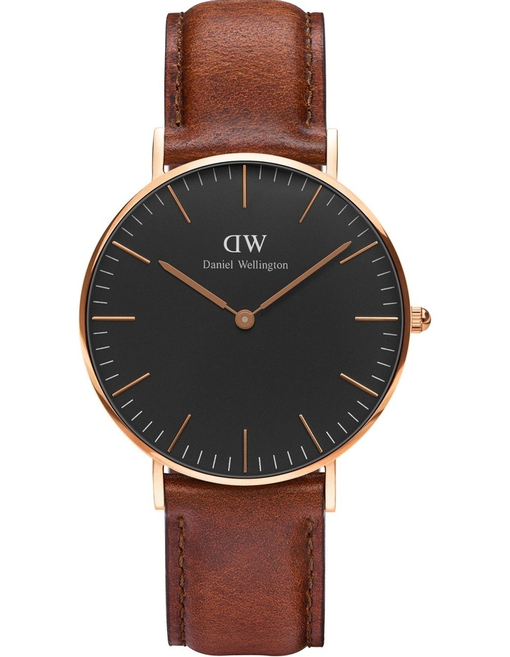 Classic St Mawes 36mm Rose Gold Watch image 1