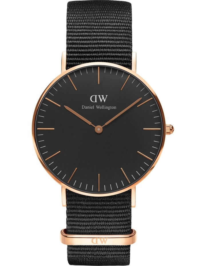 Classic Cornwall 36mm Rose Gold Watch image 1
