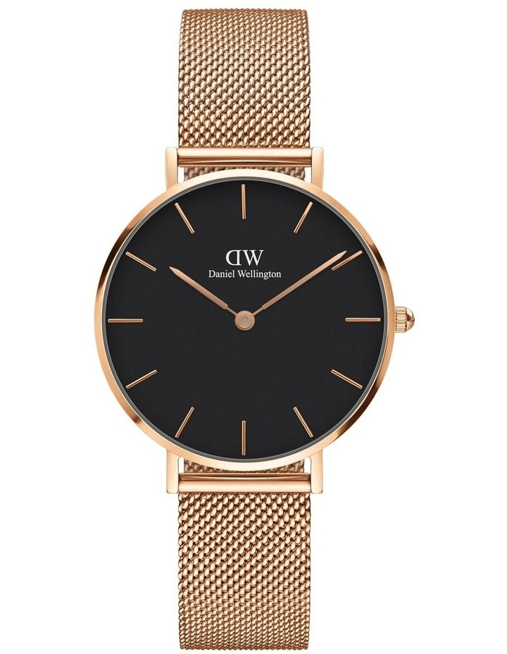Petite Melrose 32mm Rose Gold Watch image 1