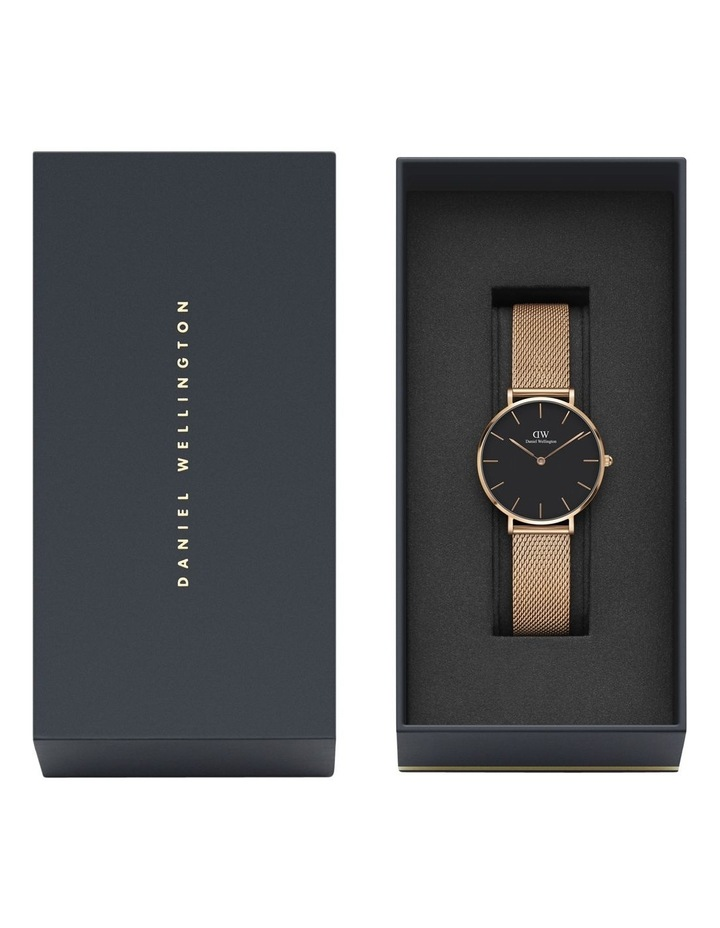 Petite Melrose 32mm Rose Gold Watch image 6