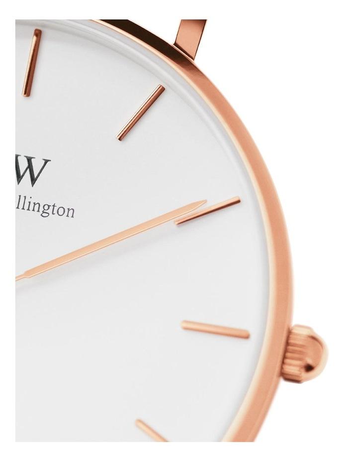 Petite Melrose 32mm Rose Gold Watch image 4