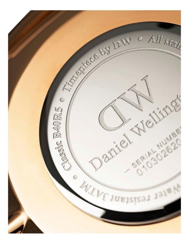 Petite Melrose 32mm Rose Gold Watch image 5