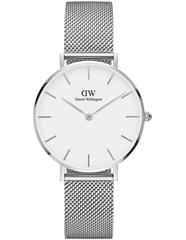 Petite Sterling 32mm Silver Watch image 1