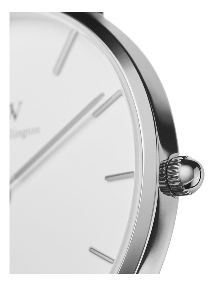 Petite Sterling 32mm Silver Watch image 2