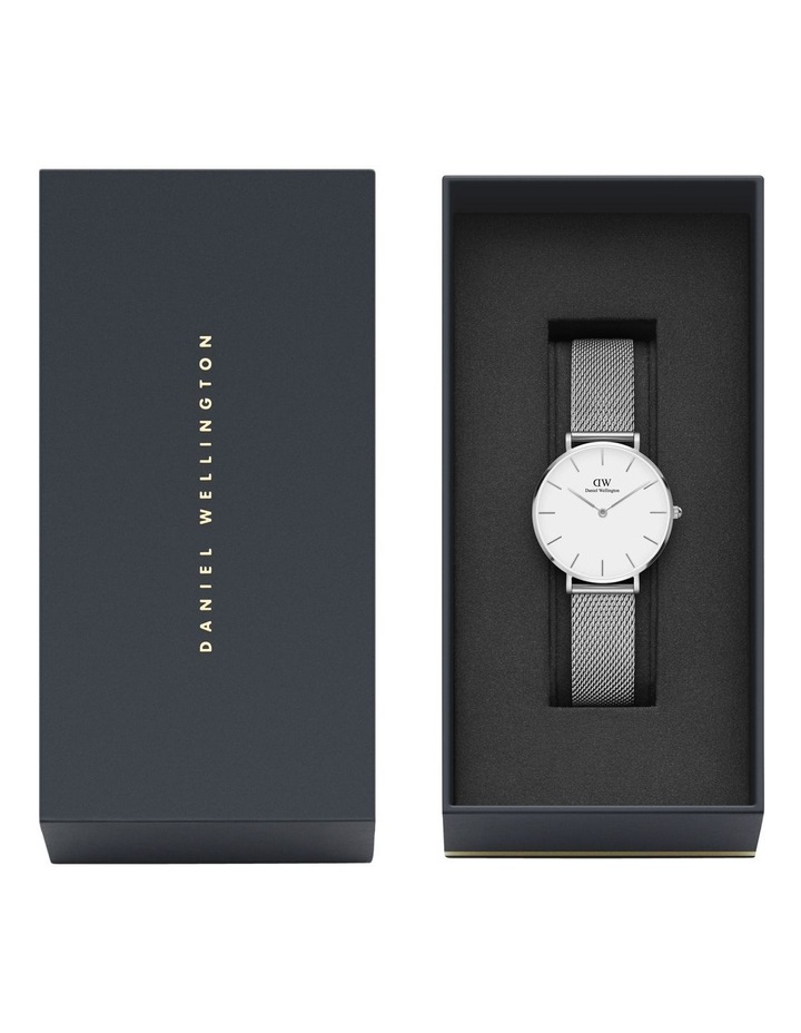Petite Sterling 32mm Silver Watch image 4