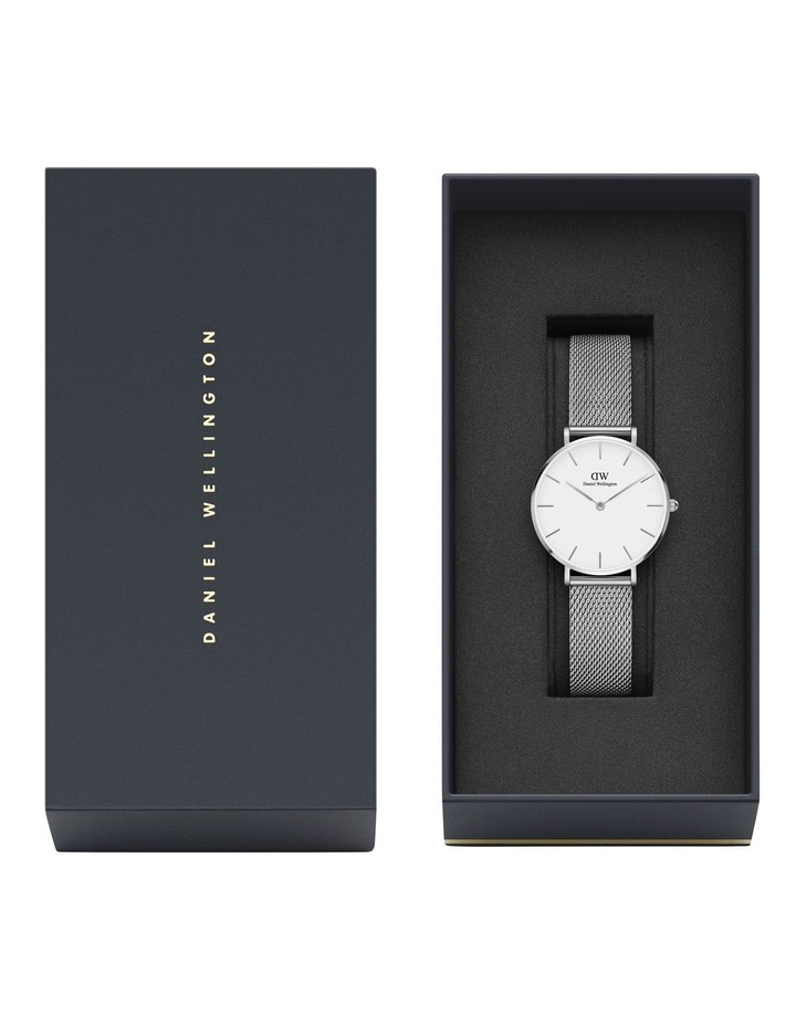Petite Sterling 32mm Silver Watch image 6