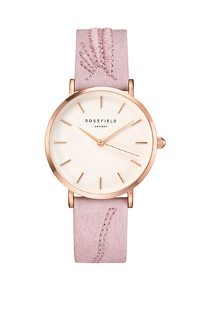Rosefield - City Bloom Light Pink Watch
