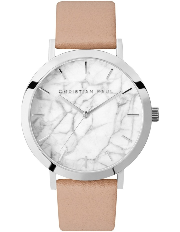 Marble Silver Watch image 1