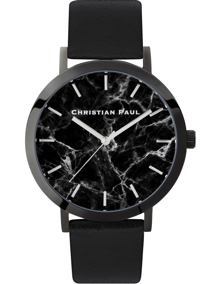 Marble Black Watch MBB4301 image 1