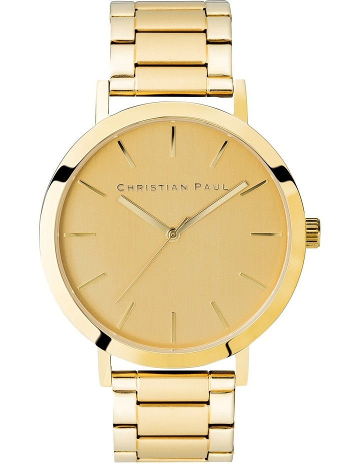 Capital Gold Watch image 1