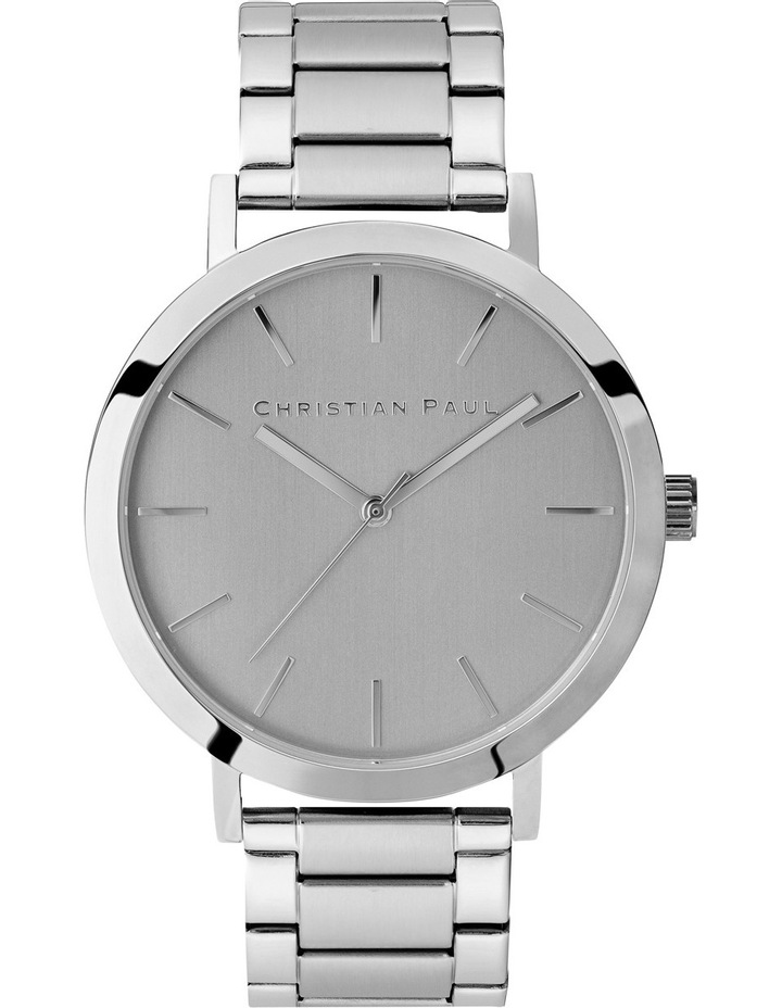 Capital Silver Watch image 1