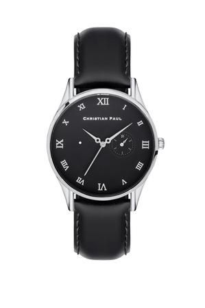 Christian Paul - Classical Roman Silver Watch 181CBS4008