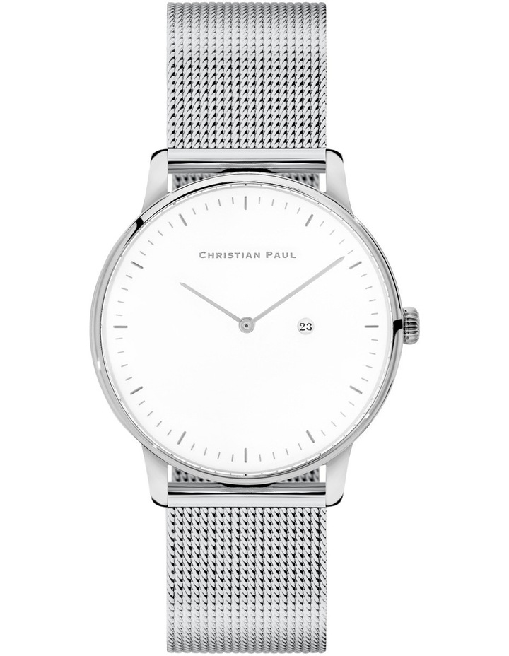 Classical Jewel Silver Watch 181CWS4020 image 1