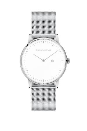 Christian Paul - Classical Jewel Silver Watch 181CWS4020