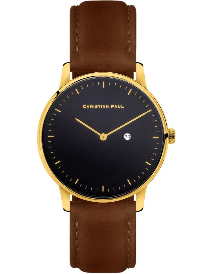 Classical Jewel Gold Watch image 1