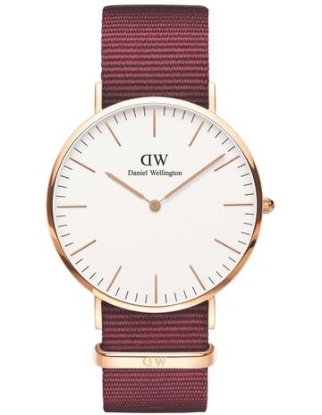 a2a271532 Daniel WellingtonClassic Roselyn 40mm Rose Gold Watch. Daniel Wellington  Classic Roselyn 40mm Rose Gold Watch