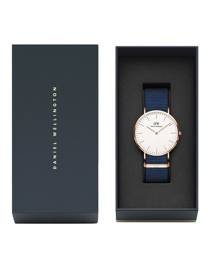 Classic Bayswater 40mm Rose Gold Watch image 5