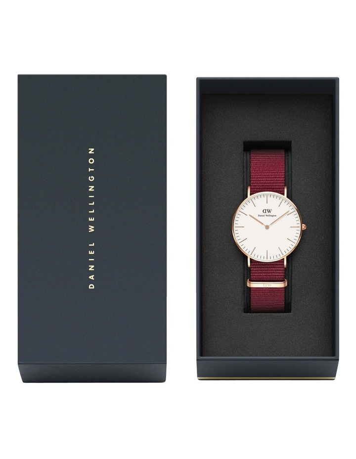 Classic Roselyn 36mm Rose Gold Watch image 5