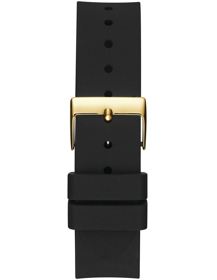 Lady Frontier Black Silicone Luxury Watch W1160L1 image 3