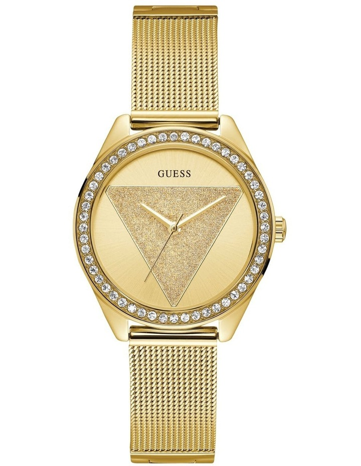 W1142L2 Tri Glitz Gold Watch image 1