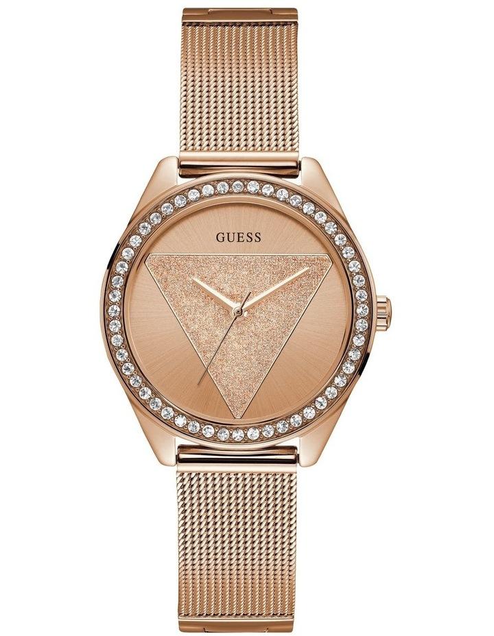 W1142L4 Tri Glitz Rose Gold Watch image 1