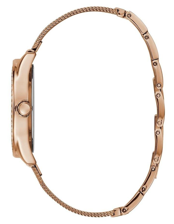 W1142L4 Tri Glitz Rose Gold Watch image 2
