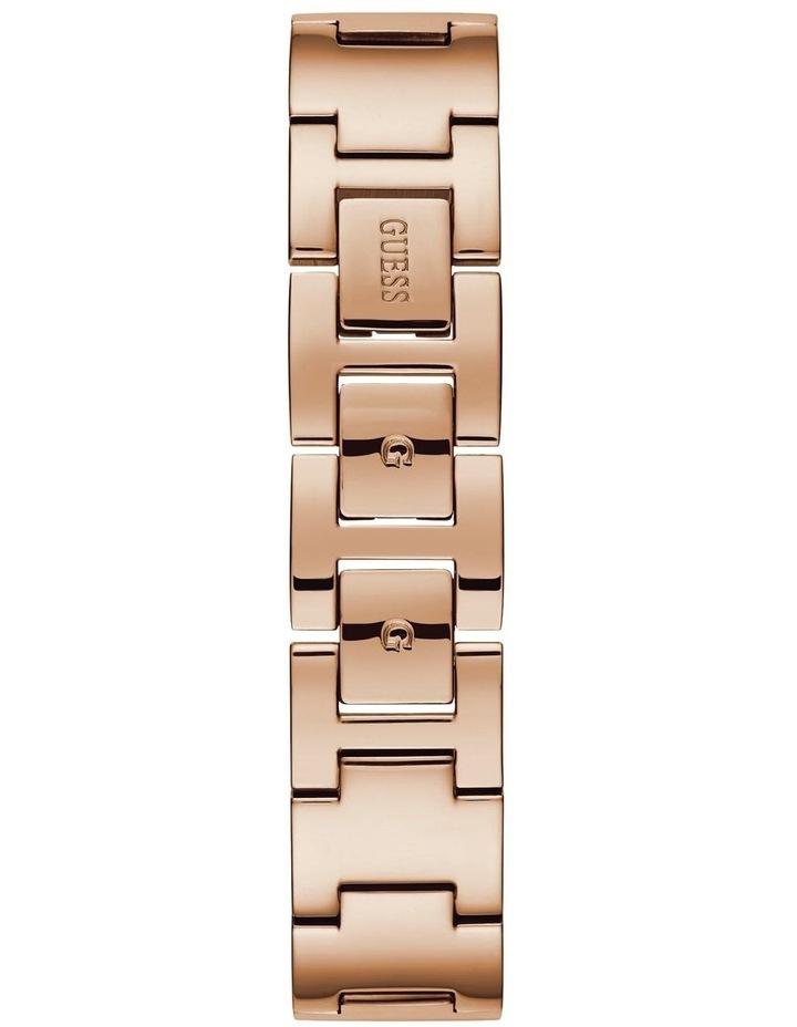 W1142L4 Tri Glitz Rose Gold Watch image 3
