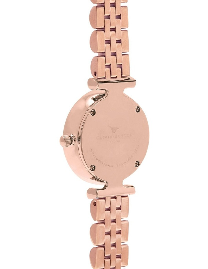 Queen Bee Rose Gold & Mother of Pearl Watch OB16AM152 image 2