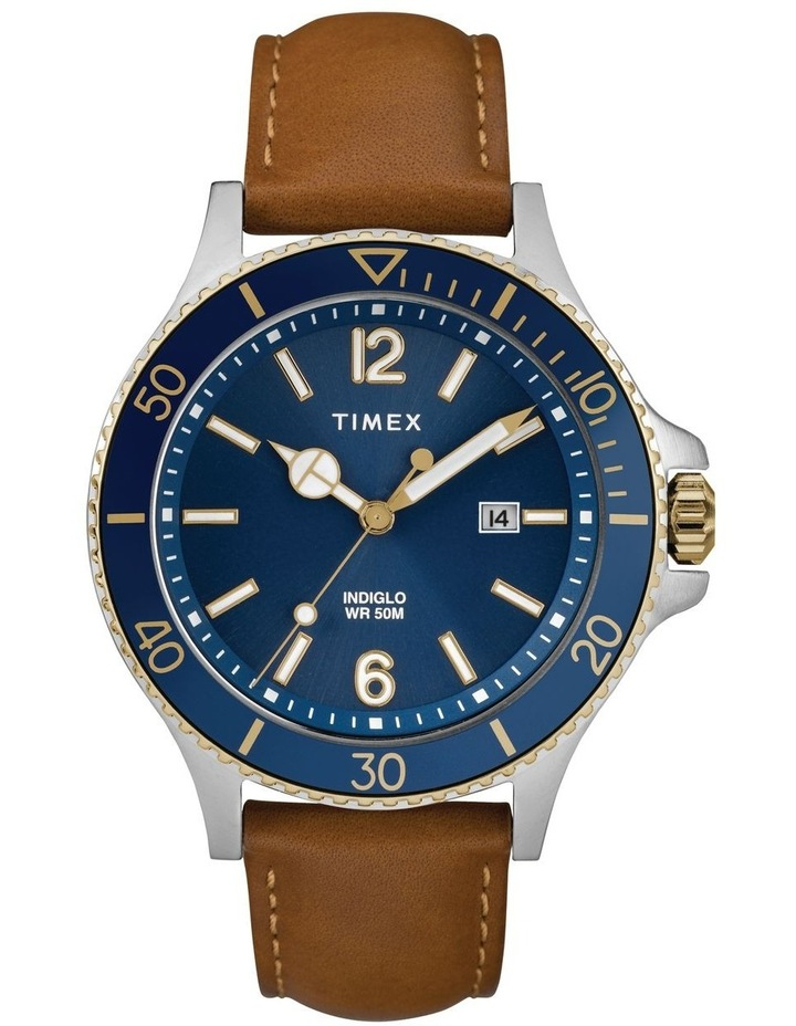 TW2R64500 Harborside Tan Watch image 1