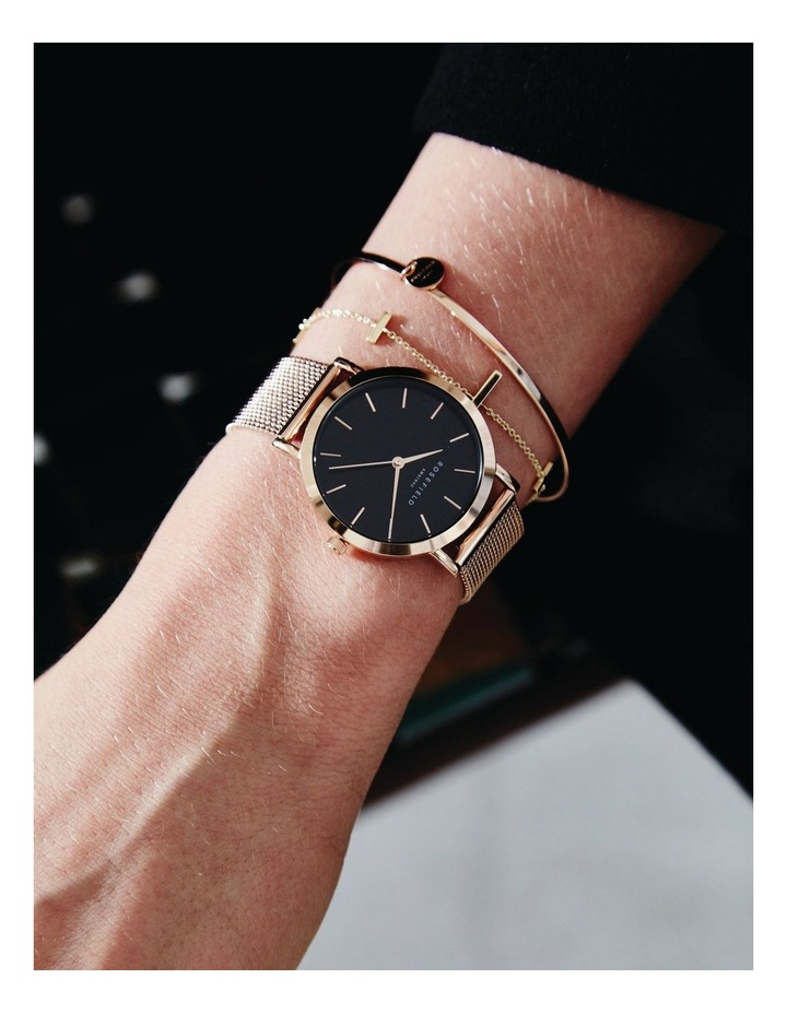 TBR-T59 Tribeca Rose Gold Watch image 5