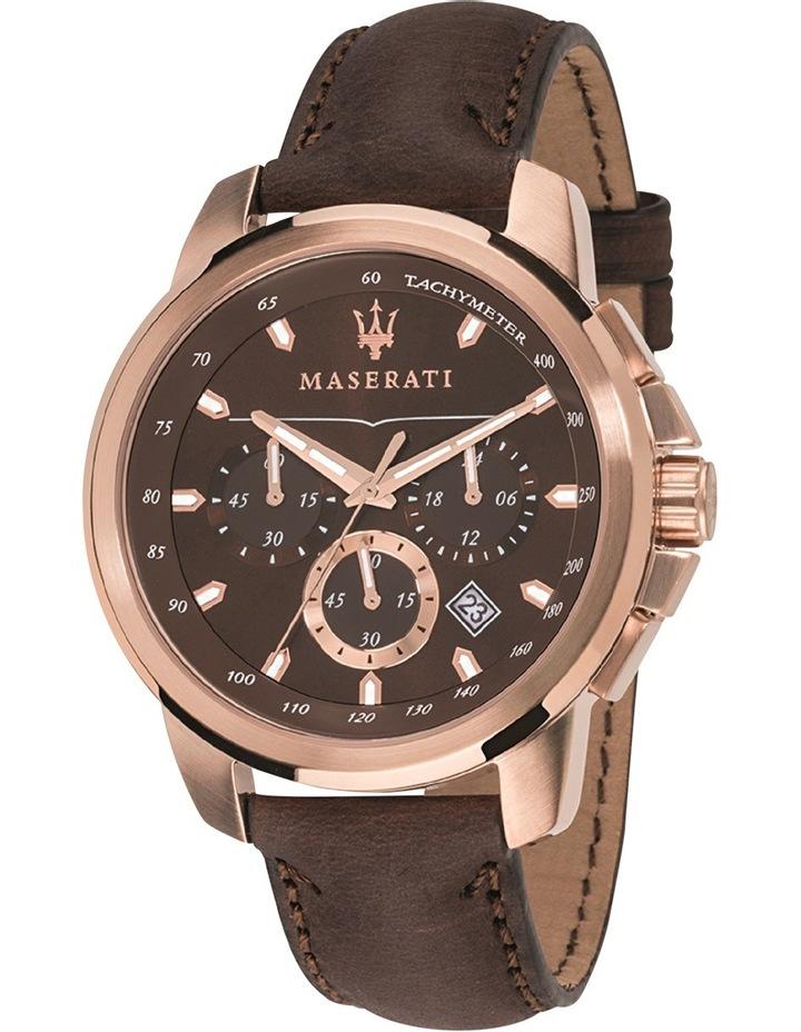 Successo Brown Watch R8871621004 image 1