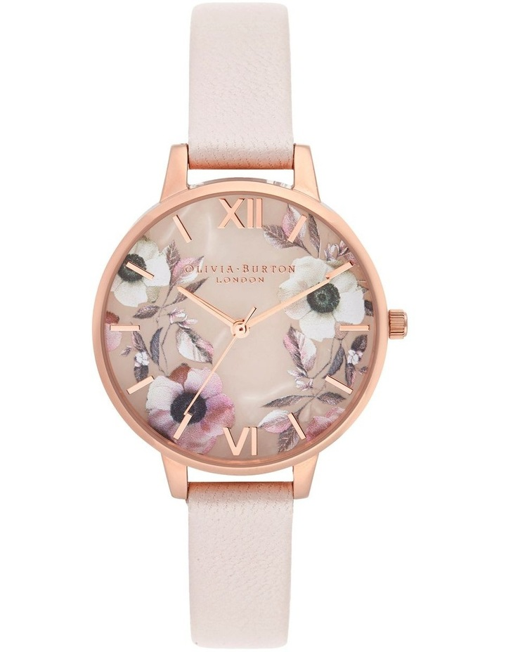 OB16SP14 Semi Precious Pink Watch image 1