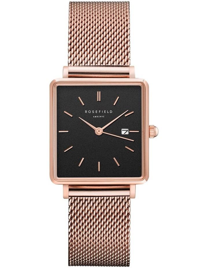 QBMR-Q05 The Boxy Rose Gold Watch image 1