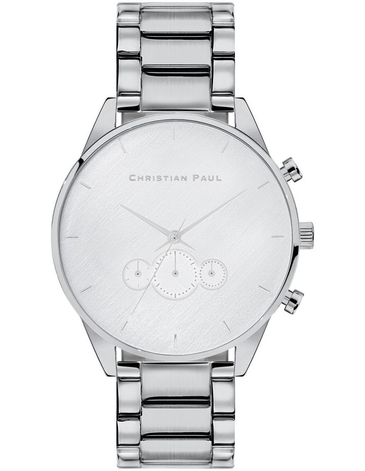 181SS4524 Cade Slayer Silver Watch image 1