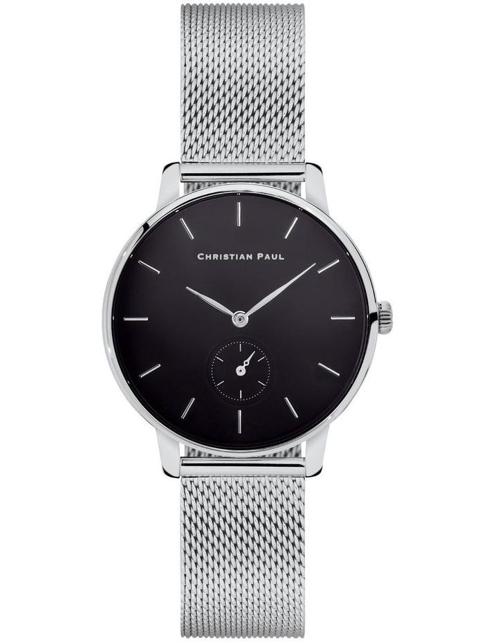 181CBR3620 Sadie Classic Minimalistic Silver Watch image 1