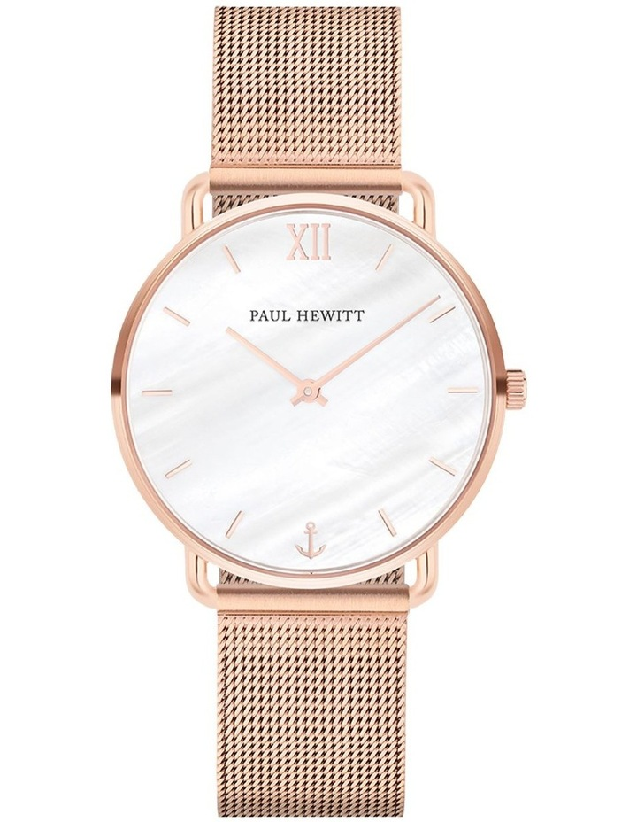 PH-M-R-P-4S Miss Ocean Line Rose Gold Watch image 1