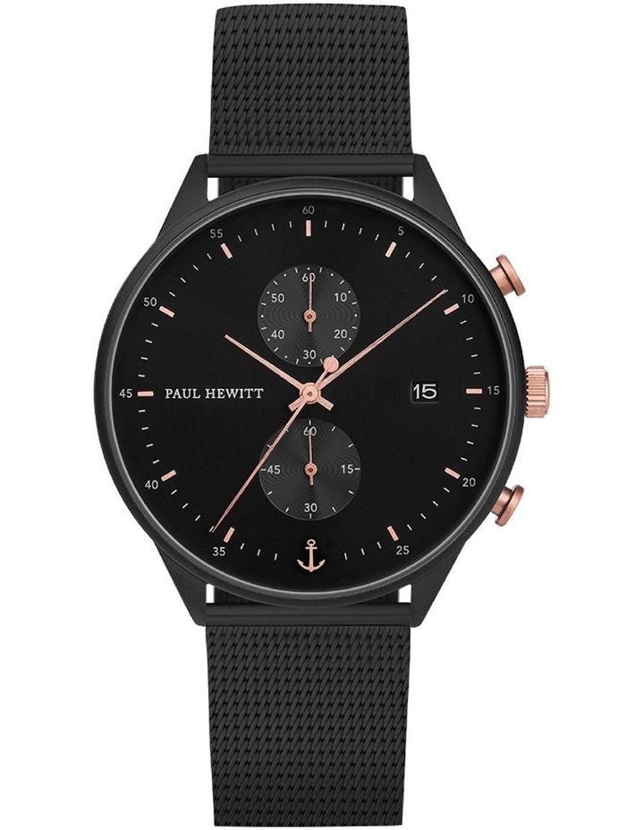 PH-C-B-BSR-5M Chrono Line Black Watch image 1