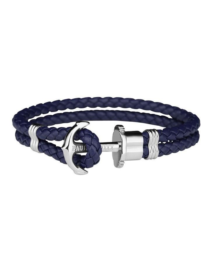 PH-PH-L-S-N-XL Anchor Bracelet Phrep Blue image 1