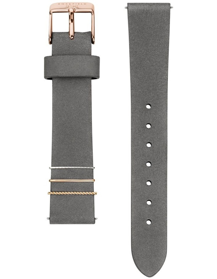 WEGRS-S142 West Village Grey Strap image 1