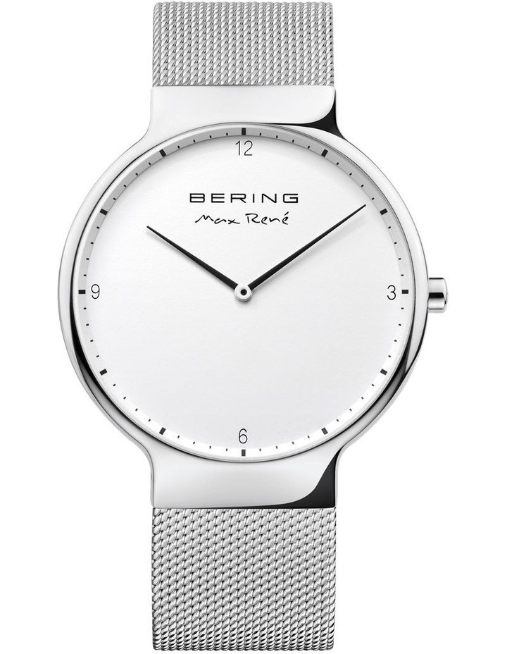15540-004 Mesh Strap Silver Watch image 1
