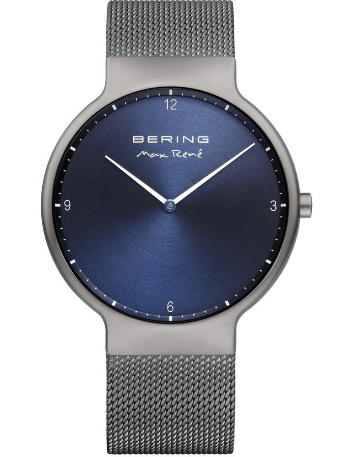 15540-077 Mesh Strap Grey Watch image 1