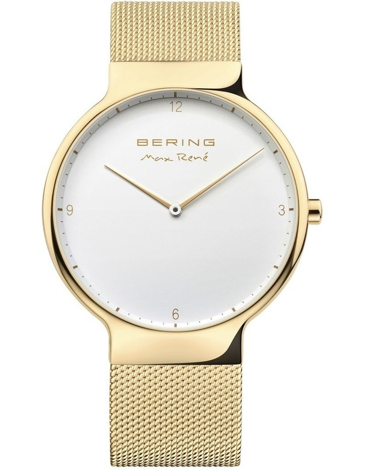 15540-334 Mesh Strap Gold Watch image 1