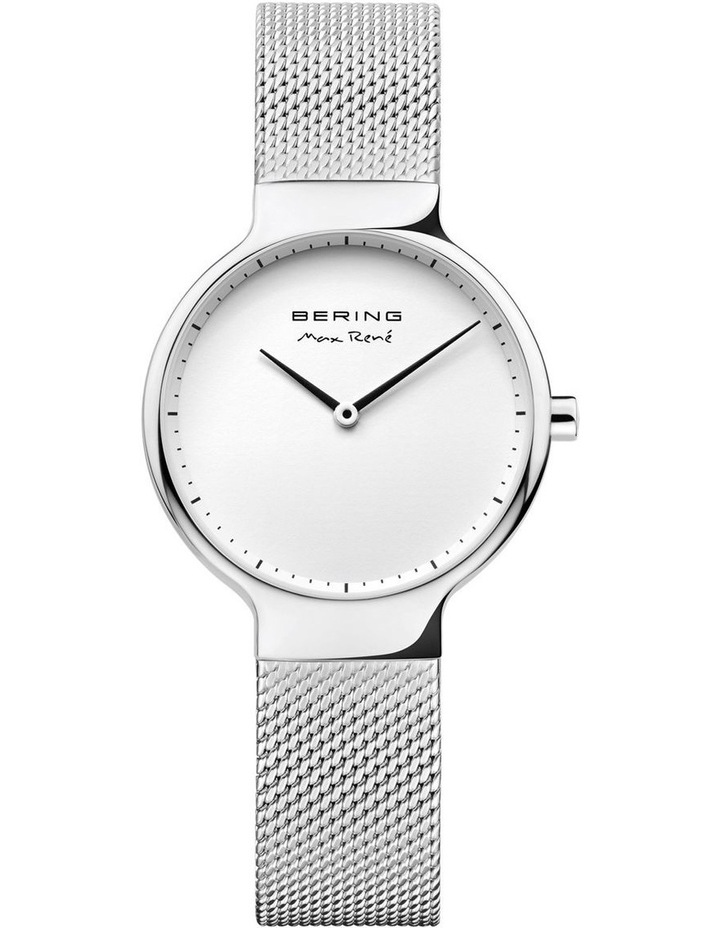 15531-004 Mesh Strap Silver Watch image 1