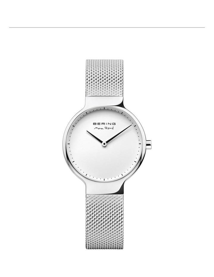 15531-004 Mesh Strap Silver Watch image 1
